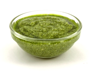 celery pesto - image courtesy wiki commons